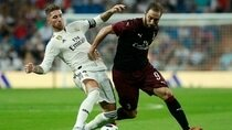 Gonazalo Higuain against Real Madrid