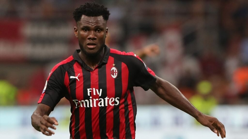 Franck Kessie can leave AC Milan this summer