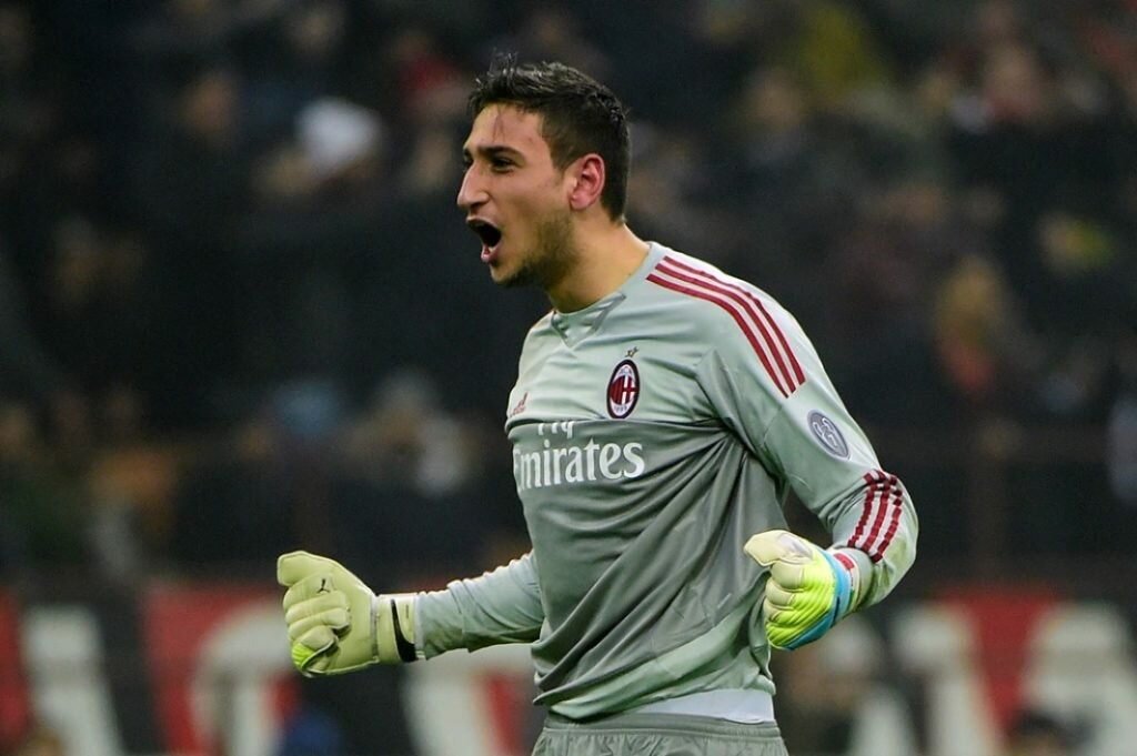 Donnarumma in exceptional form, currently he is best in Serie A