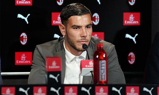 Theo Hernandez has fully recovered